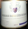 Bourgogne Hautes Côtes de Beaunes