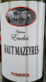 Château Enclos Haut-Mazeyres