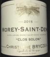Morey-Saint-Denis - Clos Solon