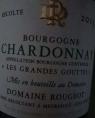 Chardonnay Domaine Rougeot