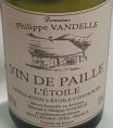 Vin de Paille - L'Etoile
