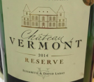 Château Vermont Réserve