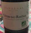 Côtes du Rhône Bio