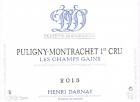 Puligny-Montrachet  1er Cru  « Champs Gains »