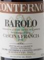 Barolo Cascina Francia