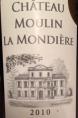 Château Moulin La Mondière