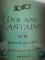 Domaine Castaing