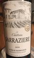 Château Sarrazière