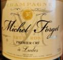 Champagne Michel Forget Brut Rosé Premier Cru