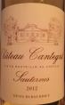 Château Cantegril Sauternes