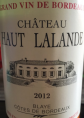 Château Haut Lalande