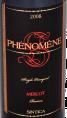 Phénomène Merlot