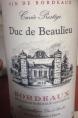 Duc de Beaulieu