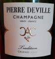 Pierre Deville - TRADITION GRAND CRU