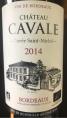 Château Cavale Cuvée Saint Michel