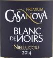 Premium Casanova - Blanc de Noirs